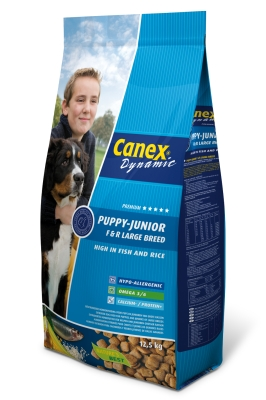 Canex Dynamic Puppy-Junior F&R Large Breed